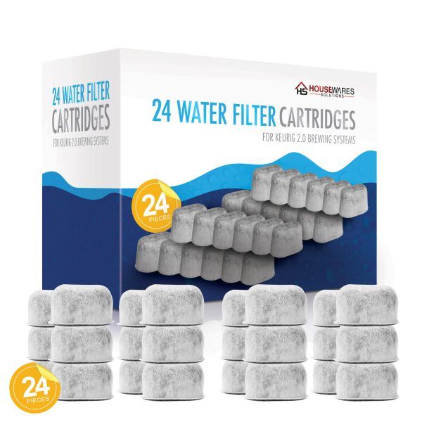 keurig charcoal water filters